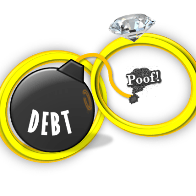 A Debt Free Life: Is it Possible… When You Have a Family?