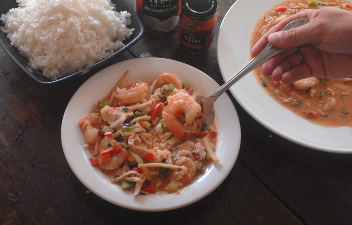 Thai Red Curry Recipe: Benja's Copycat
