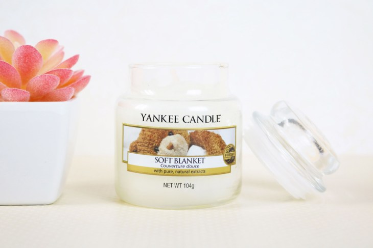 Bougie Yankee Candle Soft Blanket