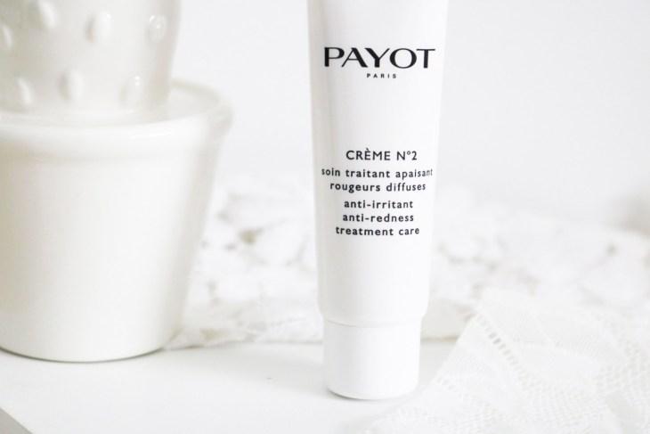 Crème n°2 pour peau sensible Payot