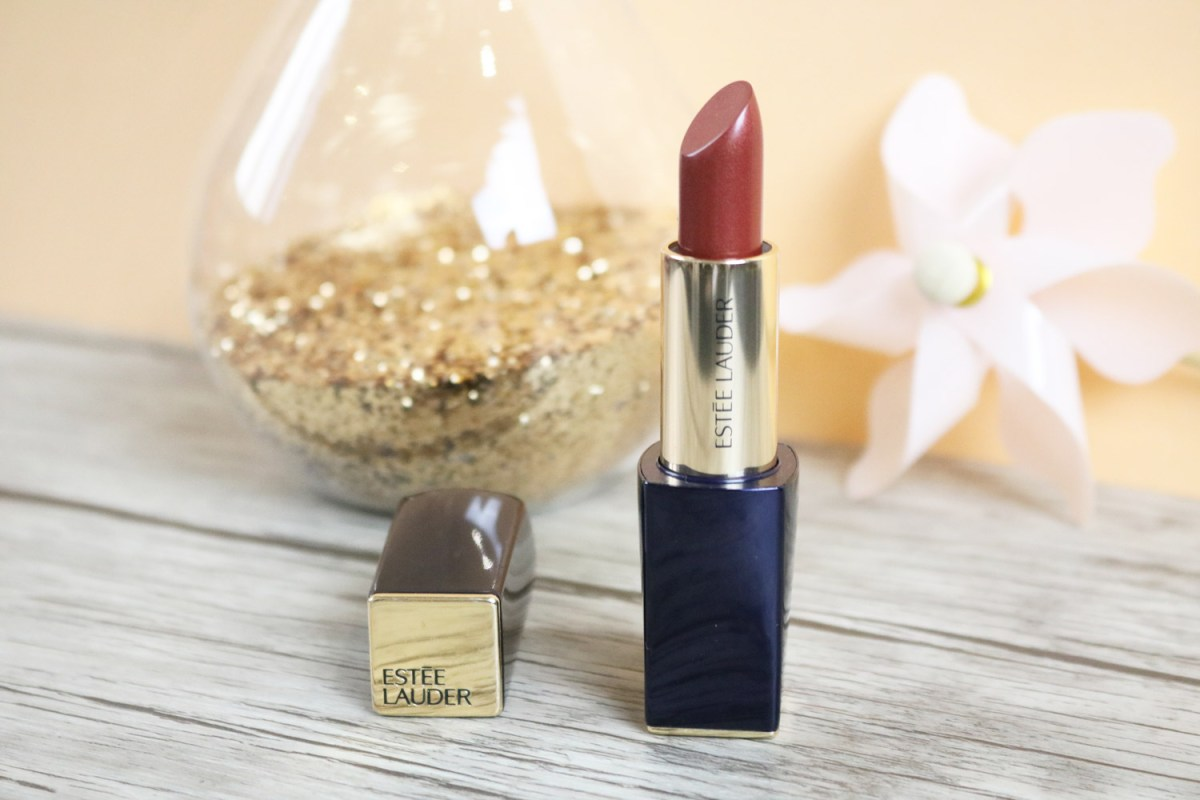 Brushed Bronze, mon rouge à lèvres mat métallisé de l'automne