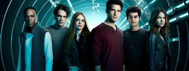 séries TV : Teen Wolf