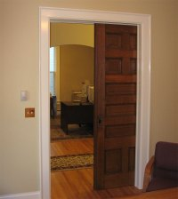 Pocket Doors: Yay or Nay? | A Little Design Help