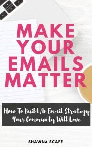 make your emails matter