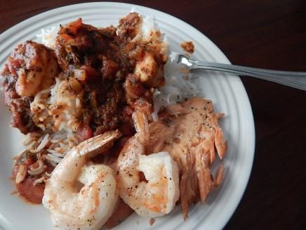 Red Hot Shrimp Creole III