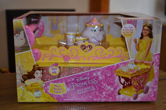 Belle Tea Party Cart