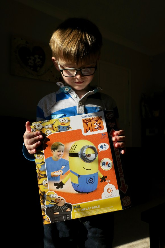 radio controlled minion