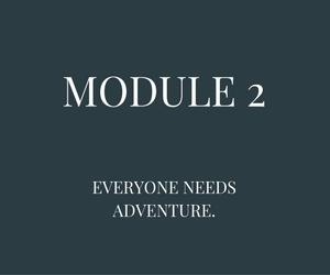 Module 2 – Week 1