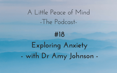 Episode 18: The Simple Way to Big Change with Dr Amy Johnson
