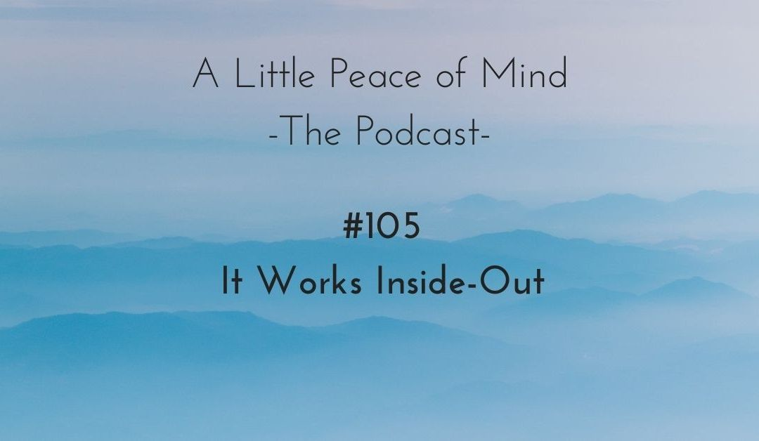 Episode 105: It Works Inside-Out