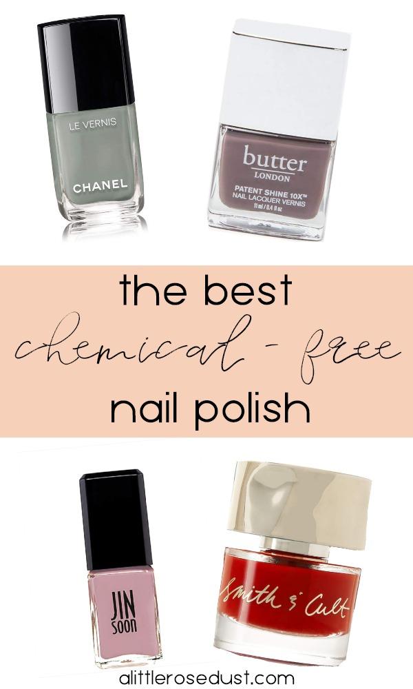 chemical free nail polish