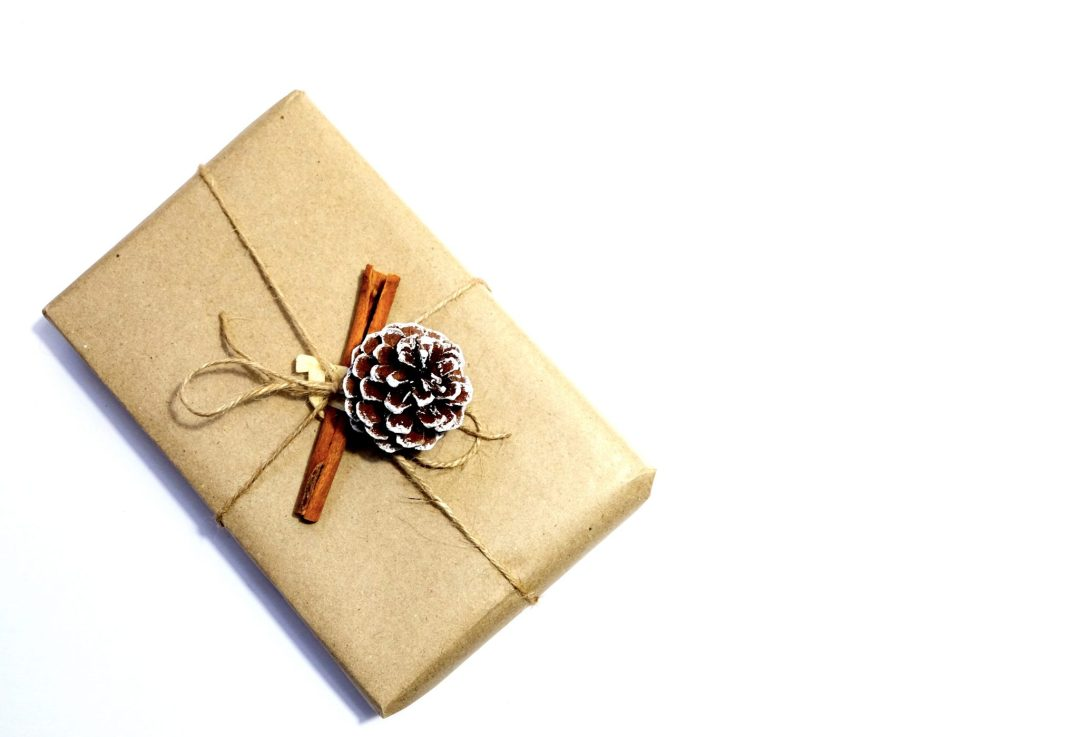 Sustainable gift wrapping options