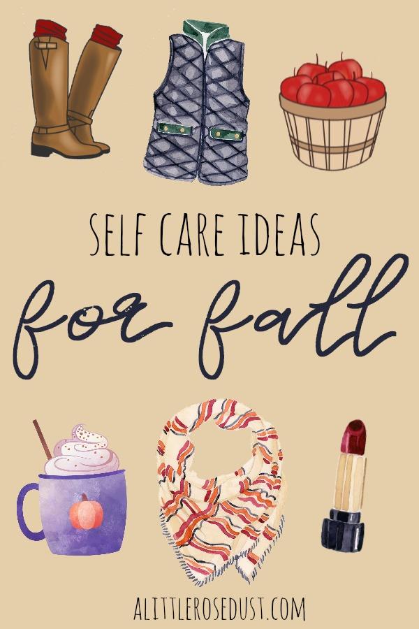 Self care Ideas for fall + DIY pumpkin spice body scrub