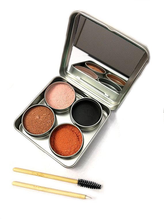 Etsy Shops for a zero waste makeup routine