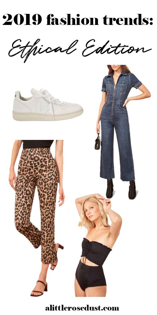 2019 fashion trends