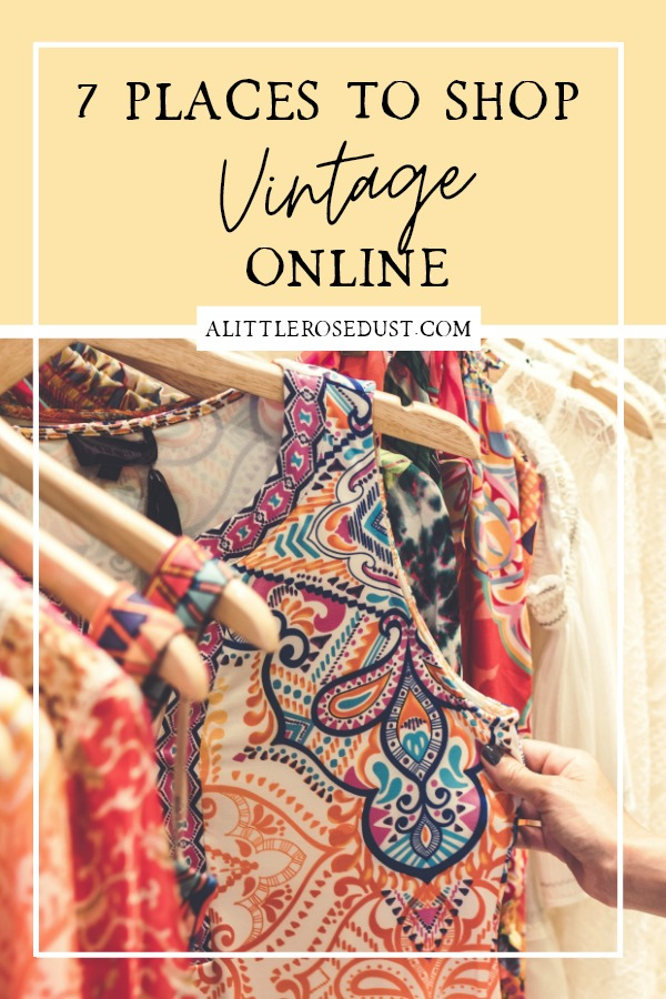 where to shop vintage online