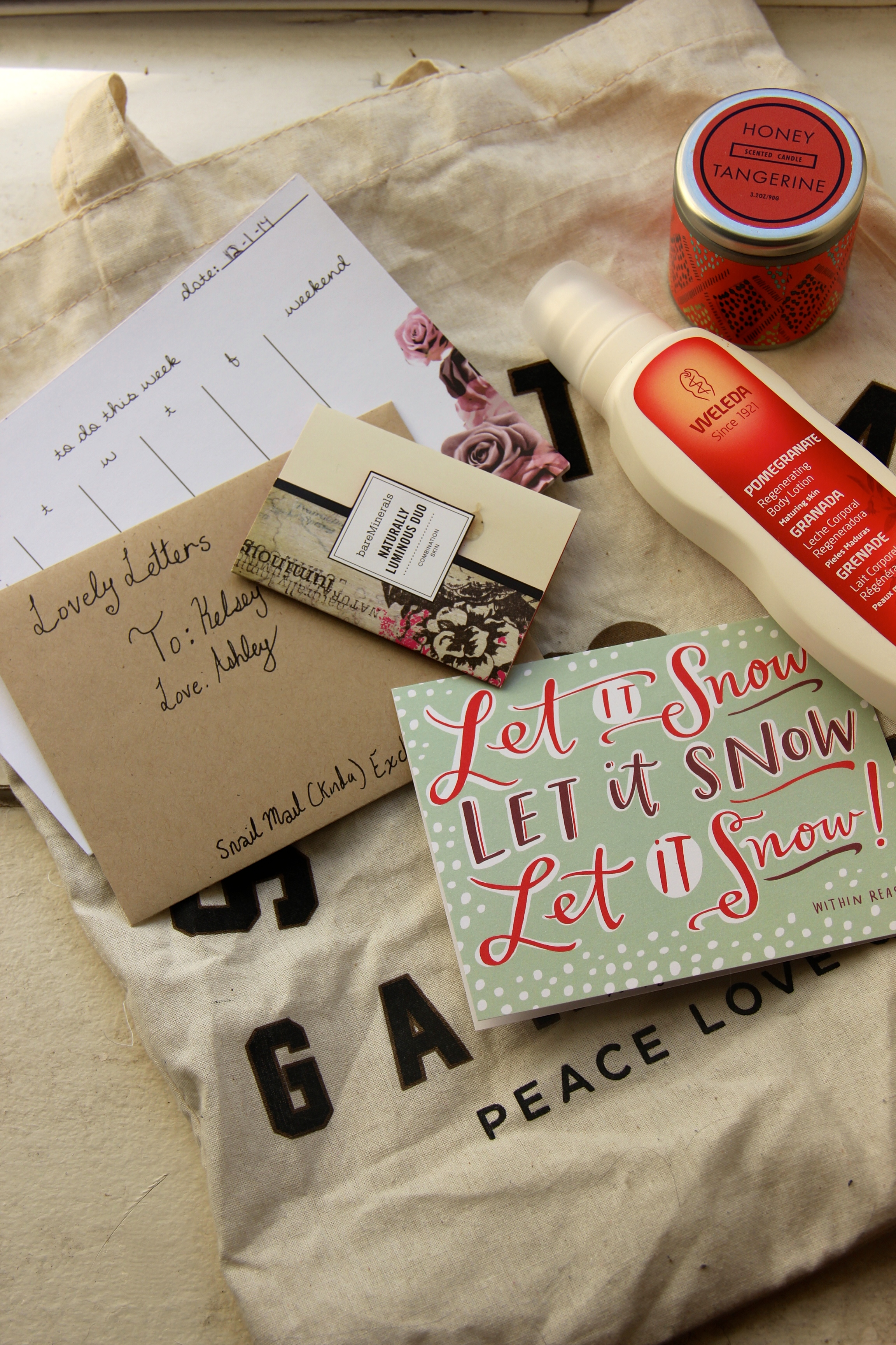Lovely Letters- A Snail Mail Experience (Kinda) - A Little