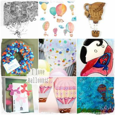 I Love Balloons!