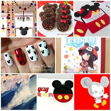 I Love Mickey!