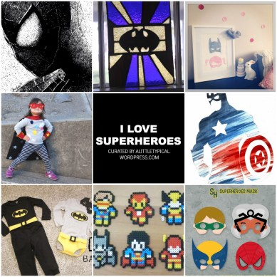 I Love Superheroes! Part II