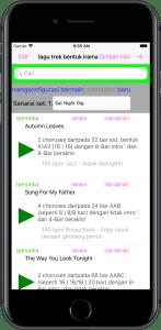 MS iPhone 8 plus 03 MainTableScreen encadré