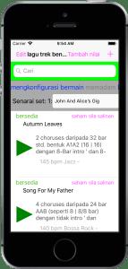 MS iPhone se 03 MainTableScreen encadré
