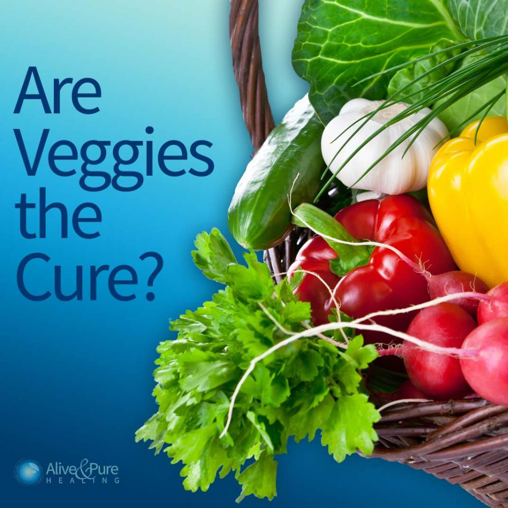 are-veggies-the-cure