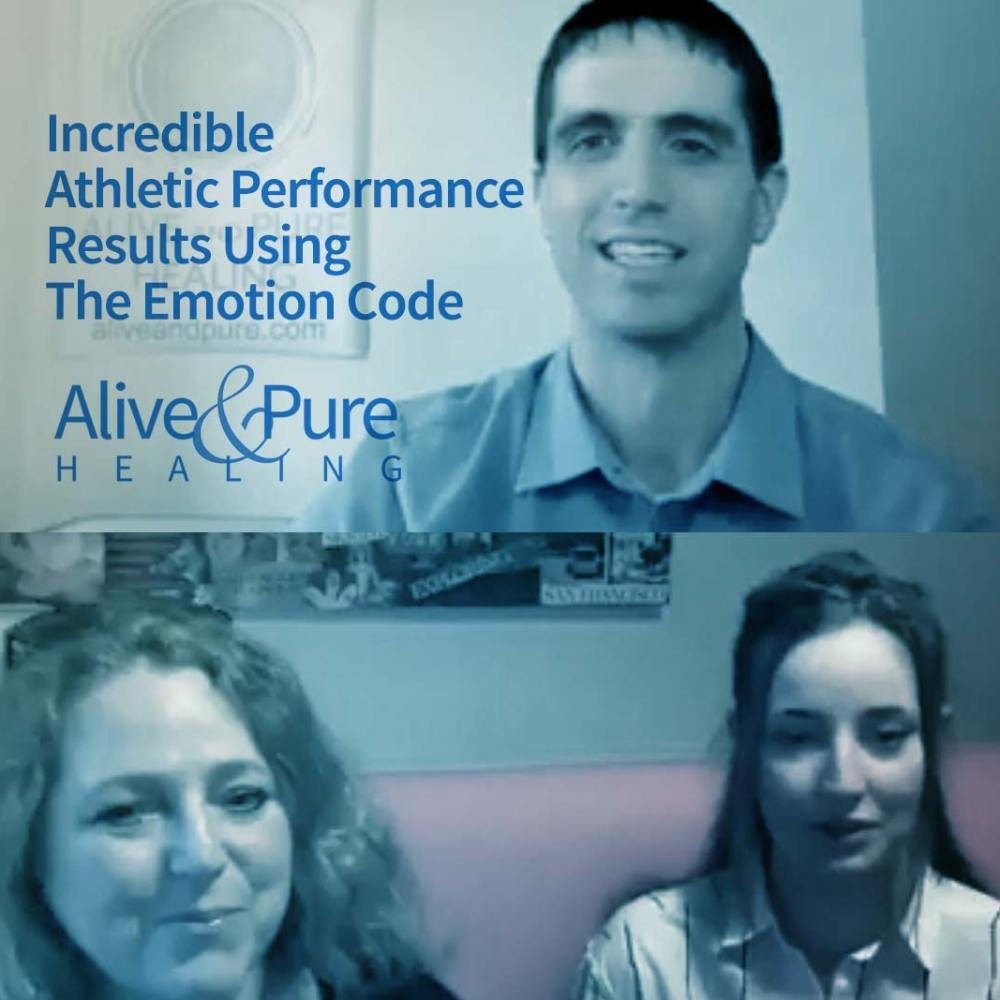 Incredible Athletic Performance Results Using The Emotion Code