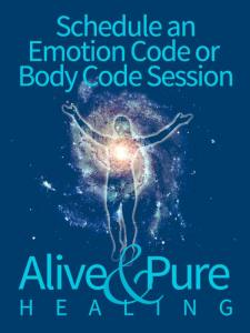 Schedule a Session | Alive and Pure Healing