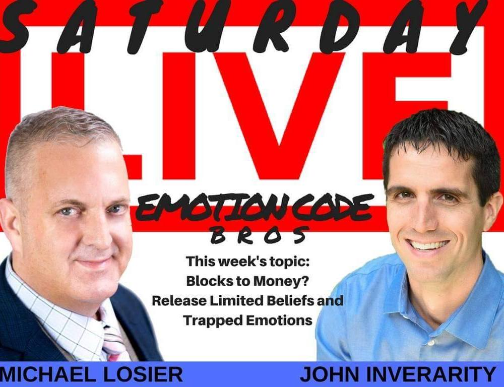 Episode #4 The Emotion Code Bros are back Blocks to Abundance and Money