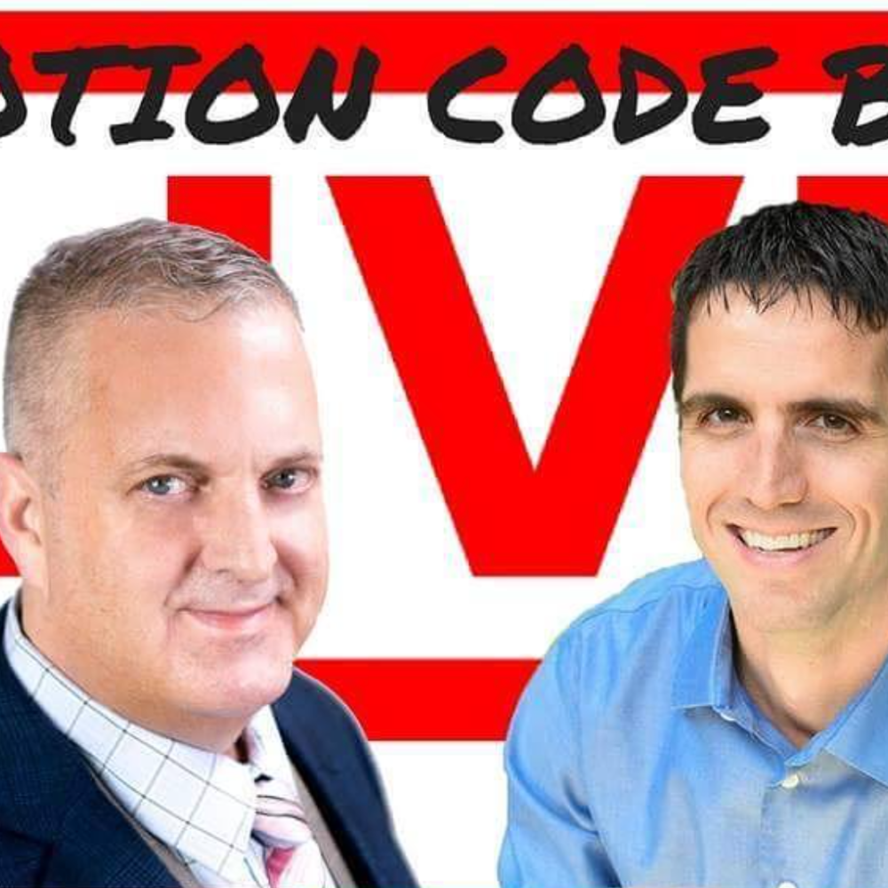 Episode #3 Seasonal Allergies? How the Emotion Code WILL Help with Michael Losier John Inverarity