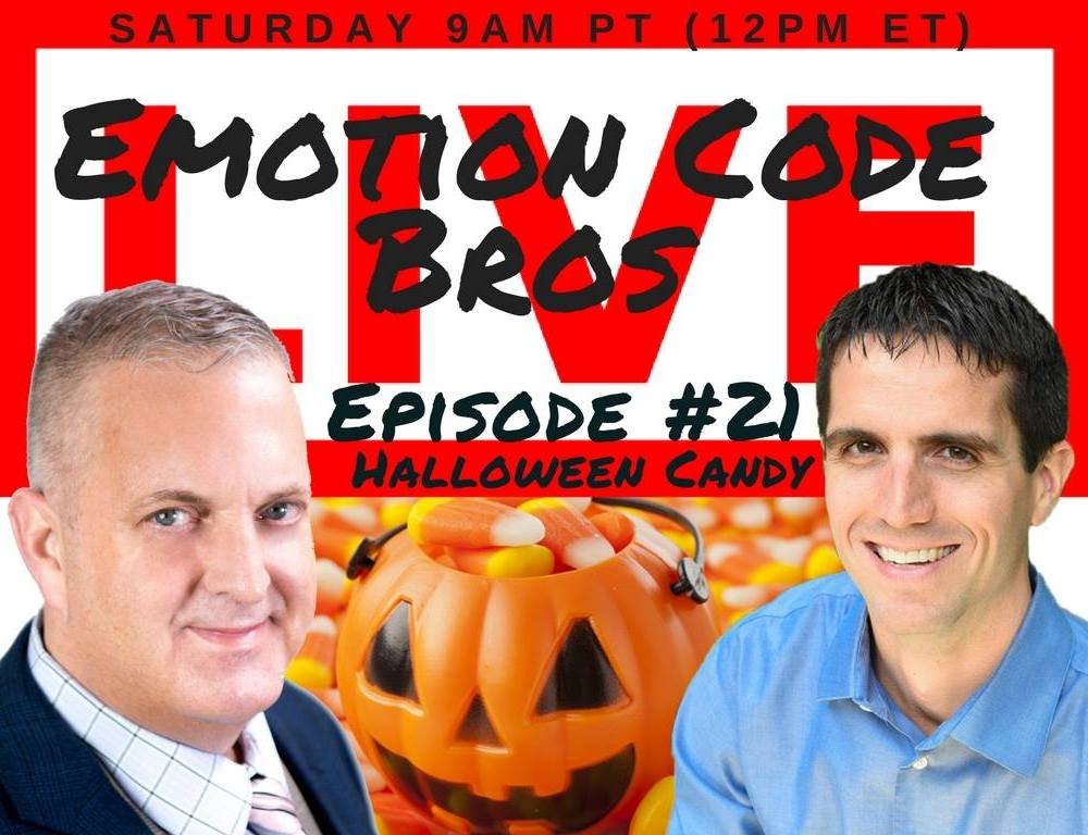 Episode #21 Triggered to buy, eat and addiction to Halloween candy? John Inverarity and Michael Losier