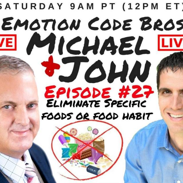Episode #27 Do you have Holiday food and beverage habits to eliminate?