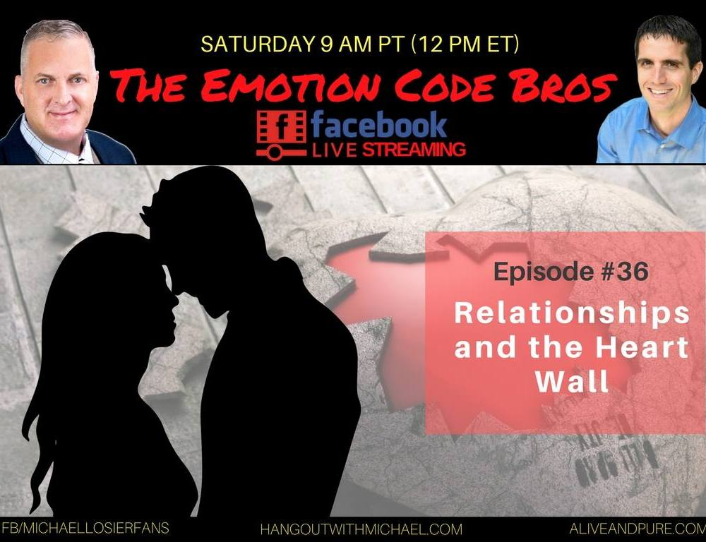 Episode #36 Relationships and the Heart Wall with John Inverarity and Michael Losier