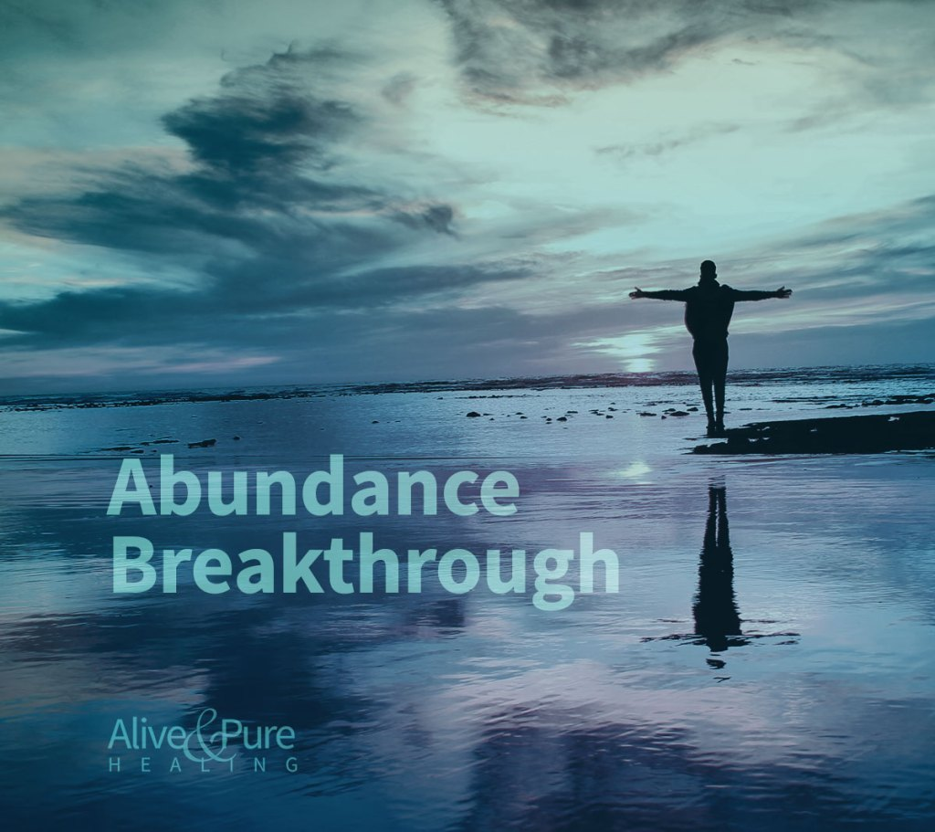 Abundance Breakthrough / Remove Money Blocks / Emotion Code / Alive & Pure Healing