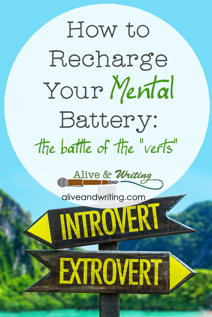 recharge your mental battery