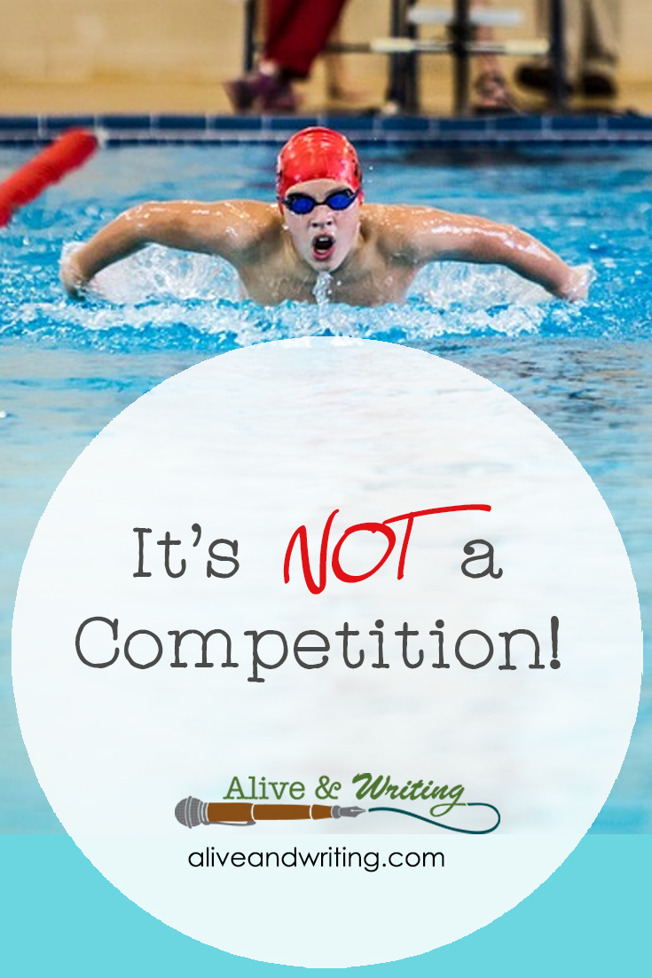 Not a Competition