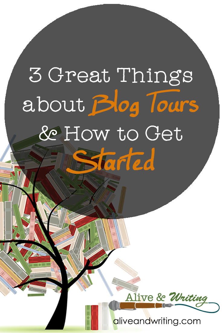 3 Great Things about Blog Tours & How to Get Started