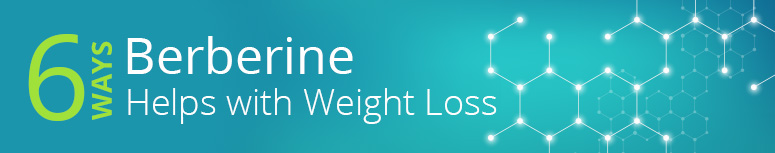 6 Ways Berberine Helps with Weight Loss