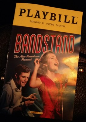 After seeing my first Broadway show I got addicted...so I was bad and saw another show! Definitely worth it! I was so close to the stage! At least it was 40% off!