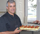 Chef Carlos Abreu