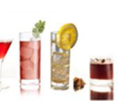 Cocktails de vinho do Porto da Cálem