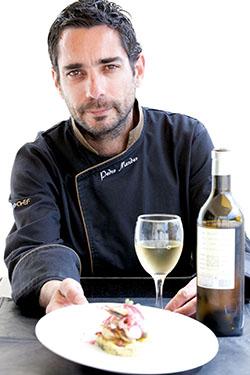 Chef Pedro Mendes 250