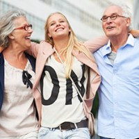 Férias entre avós e netos