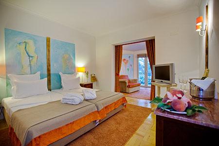 Ô Hotel Fonte Santa - Quarto Superior 450