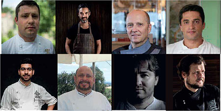 nespresso chefs