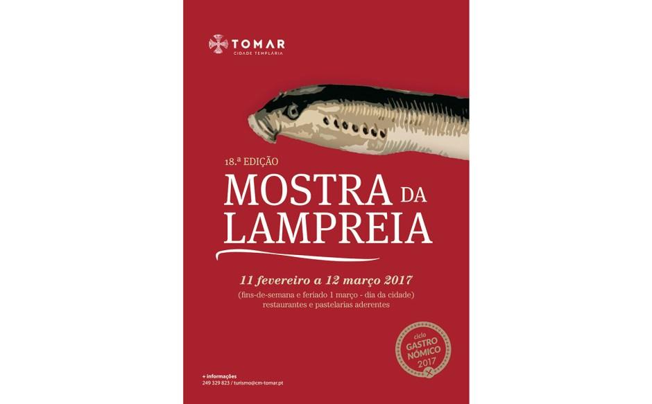 Mostra da Lampreia - Cartaz 6
