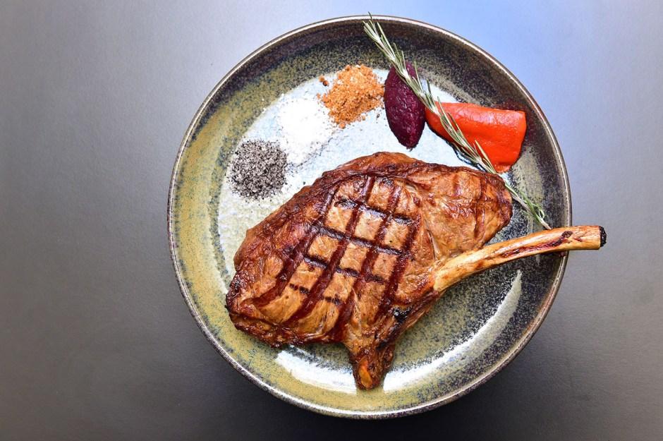 Rib Cowboy Steak