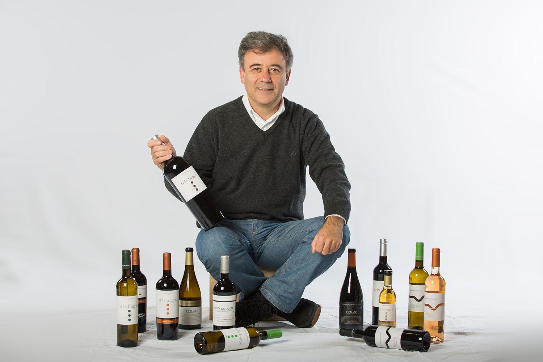 Enólogo Paulo Ruão