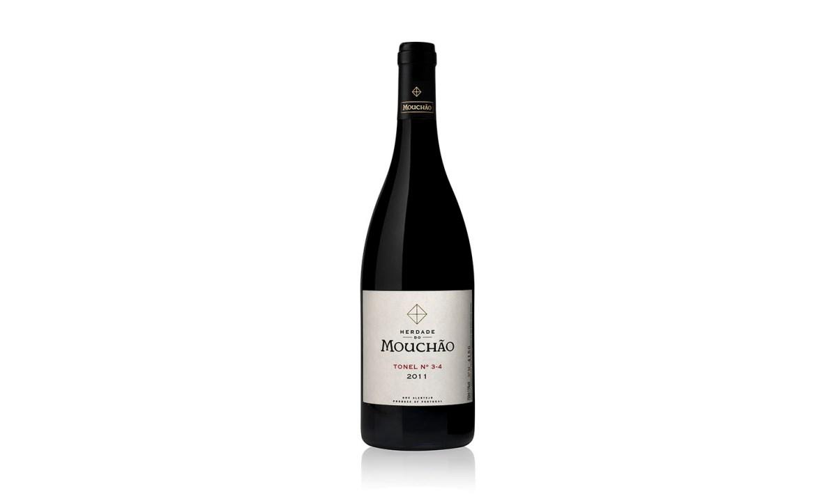Mouchão Tonel Nº 3-4 2011 recebe pontuação recorde entre vinhos alentejanos